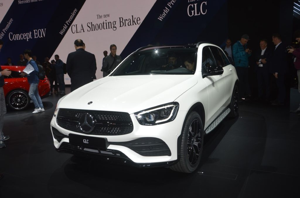 LIVE from Geneva 2019: Mercedes-Benz GLC gets a makeover – What really changed?