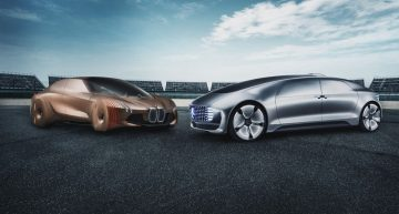 Mercedes-Benz and BMW to develop together autonomous driving technologies