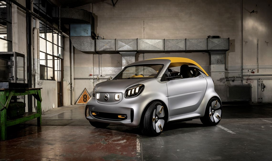 LIVE from GENEVA 2019: New Smart Forease+ Concept – Official information and photos