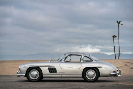 Adam Levine Mercedes-Benz 300 SL Gullwing (19)