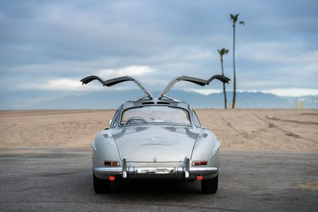 Adam Levine Mercedes-Benz 300 SL Gullwing (5)