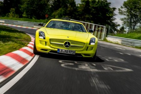 D244907- Mercedes AMG SLS Electric Drive