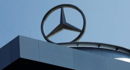 Mercedes-Benz stops delivery and registration of some diesel variants