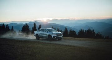 Mercedes-Benz X-Class joins Guiness World Record. What is it about?