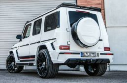 Mercedes-AMG G 63 tuned by Luma Design becomes CLR G770
