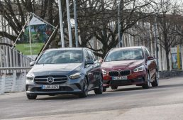 Daimler and BMW partner for the development of autonomous tech