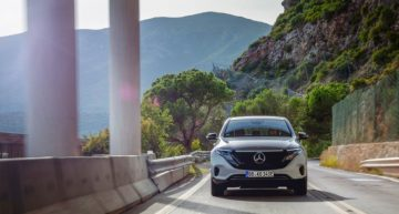 Mercedes-Benz EQC Edition 1886 – 10 things that make it special