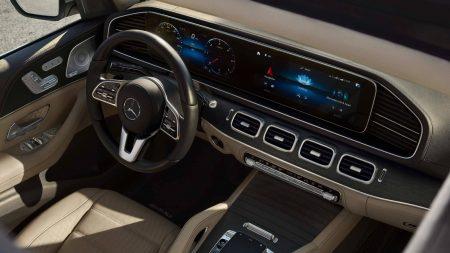 Mercedes-Benz GLS leaked (11)