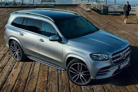 Mercedes-Benz GLS leaked (13)