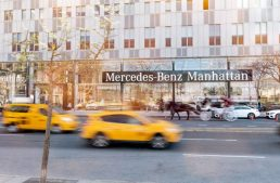 Why Mercedes chose to skip the New York Motor Show?