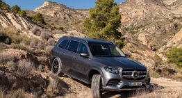 FIRST TEST Mercedes GLS 580 4Matic. Can size trump anything?