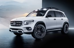 AUTO SHANGHAI 2019: Mercedes-Benz GLB Concept, the future compact 7 seater SUV