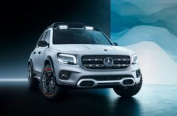 Where will Mercedes-Benz build the new GLB?