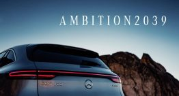 Ambition2039: Mercedes waves good-bye to combustion engines in 20 years