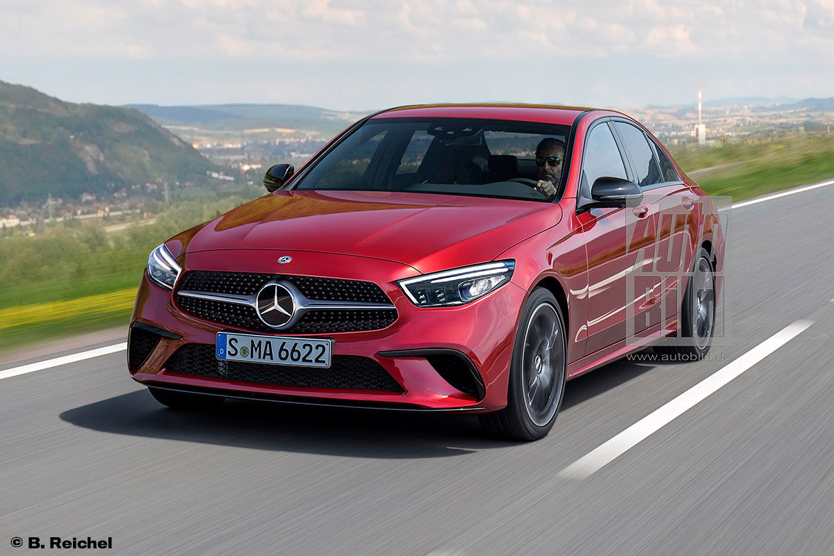 2021 mercedes-benz c-class  everything we know about it