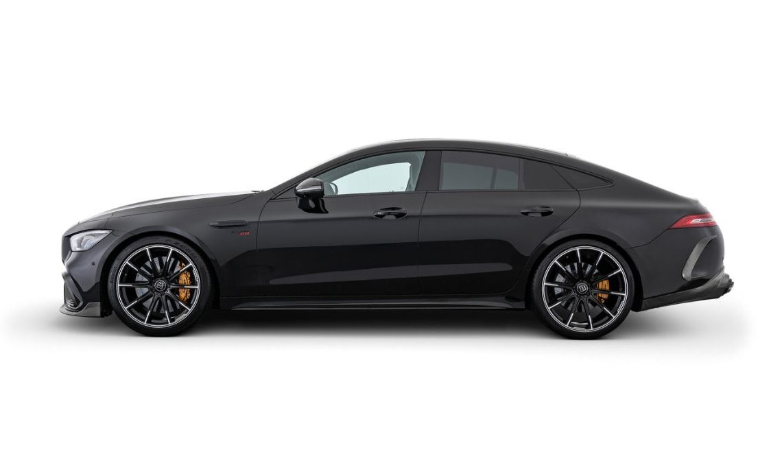 Meet the Brabus Mercedes-AMG GT 4-door Coupe – How much horsepower is there?