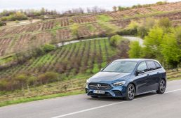 Test Mercedes-Benz B 200 d 8G-DCT: Smart move