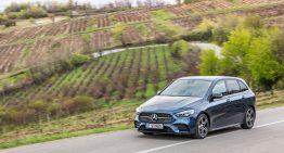 Test Mercedes-Benz B 200 d 8G-DCT: Smart move