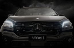 Mercedes-Benz Edition 1 X 350d 4MATIC – Bat out of hell