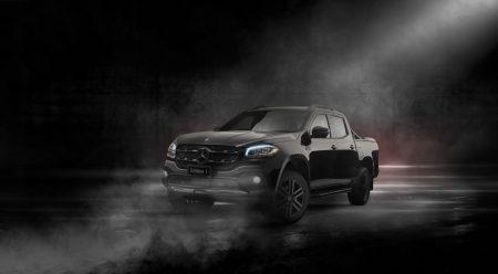 Mercedes-Benz Edition 1 X 350d 4MATIC (8)