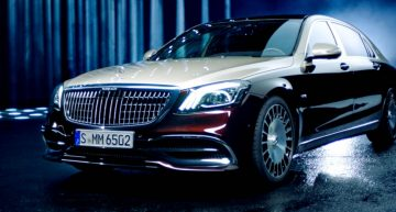 Perfection in motion – TV ad of the Mercedes-Maybach S 560