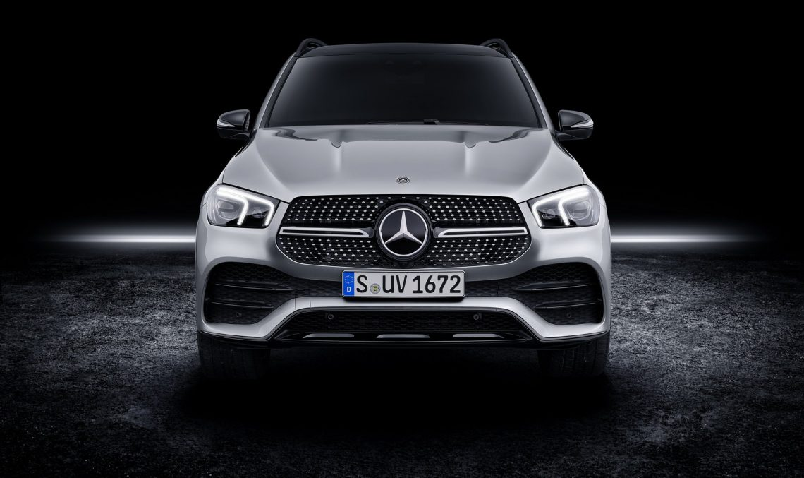 New Mercedes-Benz GLE 580 – the new top of the range