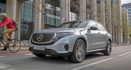 First test Mercedes EQC 400 4Matic: Everything about the electric SUV