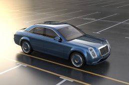 Mercedes-Benz Icon E Concept: The classic W115 sedan reimagined by David Obendorfer