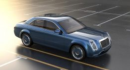Mercedes-Benz Icon E Concept: The classic W115 sedan reimagined by David Obendorfer