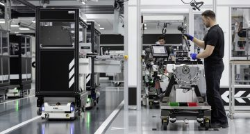 Making of – How the world's most powerful 4-cylinder turbo engine is manufactured