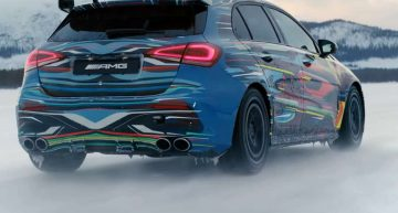 All-new 2019 Mercedes-AMG A 45: Its final power output is official
