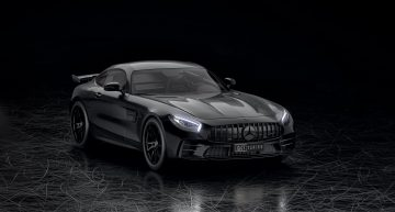 Mercedes-AMG GT R tuned by O.CT – Different species