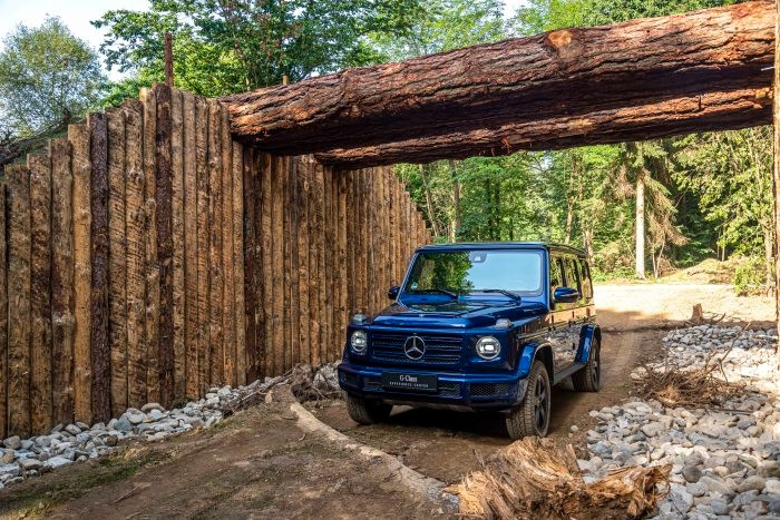 Electric Mercedes-Benz G-Class in the cards. When will it arrive?