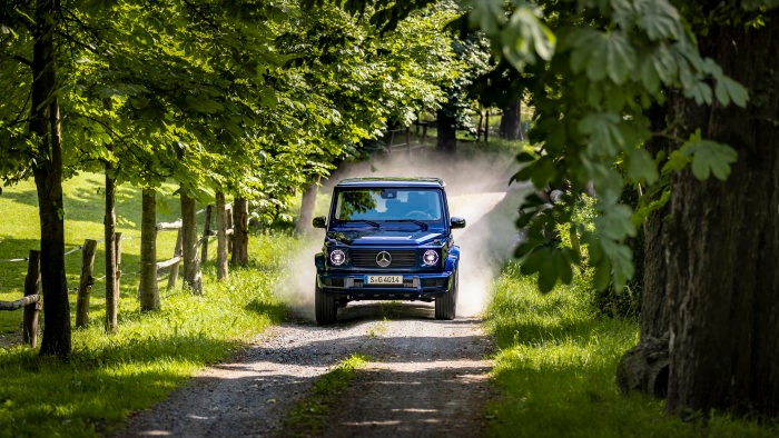 40 years of G-Class – The anniversary of an icon. How does it celebrate?