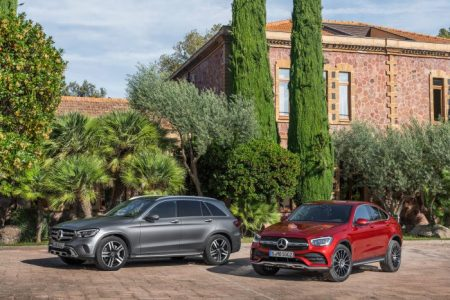 Mercedes-Benz GLC and GLC Coupe (1)