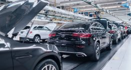 First new Mercedes-Benz GLC and GLC Coupe roll off the assembly line
