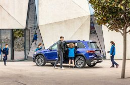 New Mercedes-Benz GLB – Official data and photos