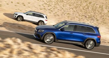 5 things you did not know about the new Mercedes-Benz GLB