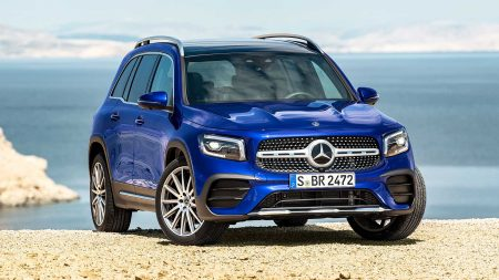 New Mercedes-Benz GLB (2)