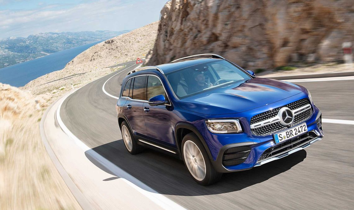 New Mercedes-Benz GLB can now be ordered. How much does it cost?