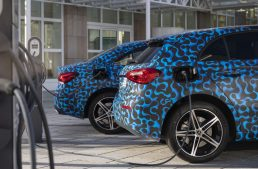 60 km electric range: All-new Mercedes-Benz A-Class plug-in hybrid first official info