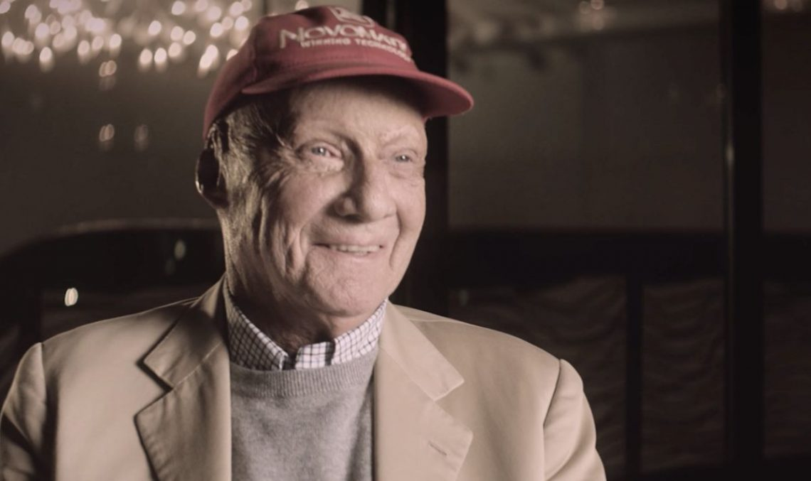 "Niki Lauda's last interview – ""I think I was born without fear!"""