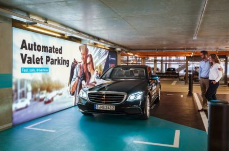 Daimler and Bosch driverless parking (2)
