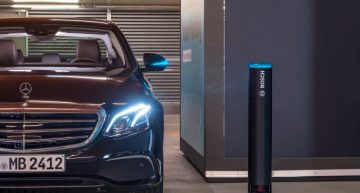 Mercedes-Benz gets approval for driverless parking without human supervision
