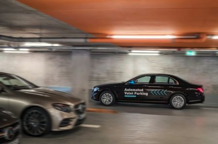 Daimler and Bosch driverless parking (5)