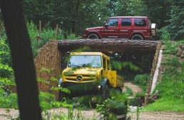 G-Class and Unimog – Off-road giants on the same team