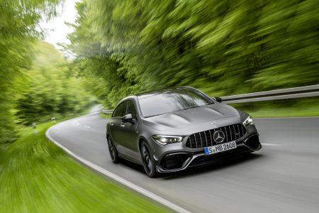 Mercedes-AMG CLA 45 4MATIC+ Shooting Brake (1)