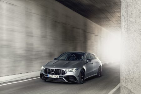 Mercedes-AMG CLA 45 4MATIC+ Shooting Brake (10)