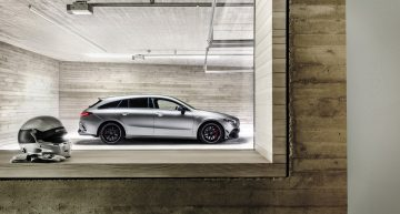 The new Mercedes-AMG CLA 45 4MATIC+ Shooting Brake – Official data and photos