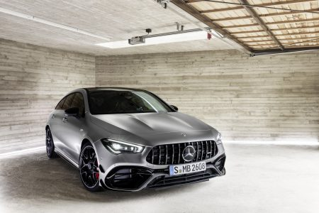 Mercedes-AMG CLA 45 4MATIC+ Shooting Brake (8)